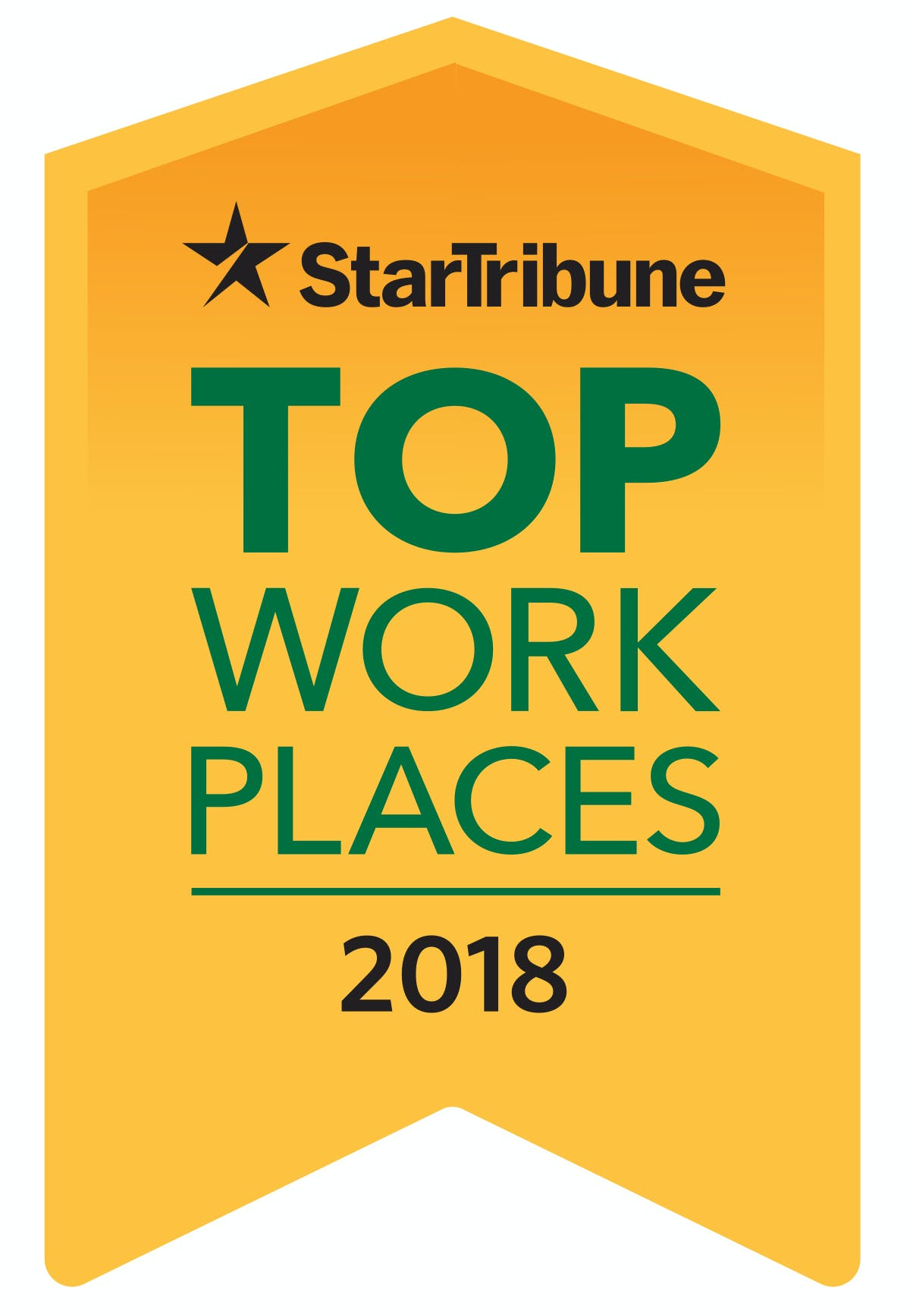 2018 Star Tribune Award