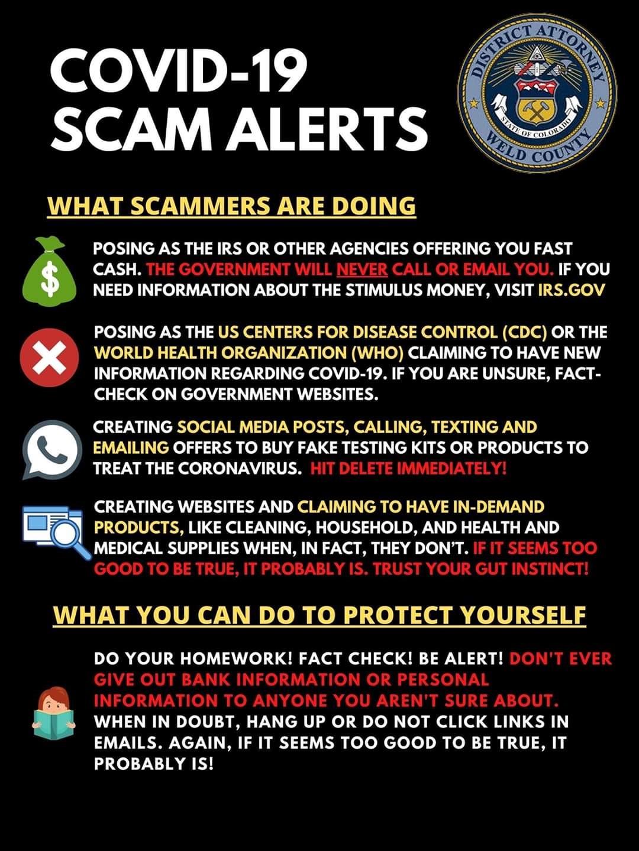 Scam Alert Photo