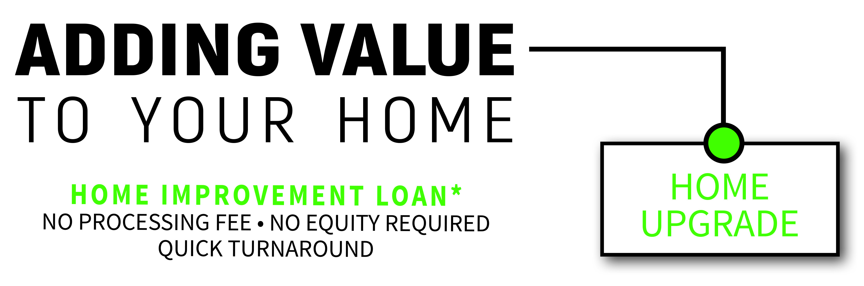 Home Improver Loan Special Image