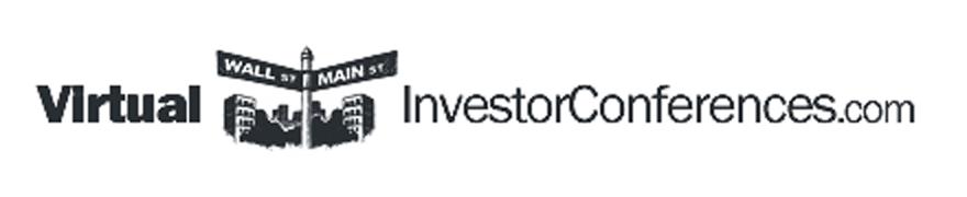 Virtual Investor Conference Logo